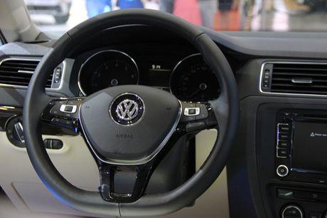Volkswagen Jetta – doi thu moi cua Toyota Altis tai Viet Nam - Anh 8
