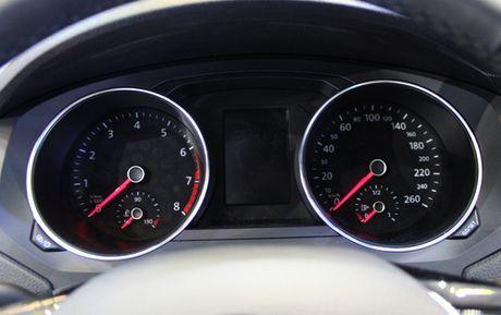 Volkswagen Jetta – doi thu moi cua Toyota Altis tai Viet Nam - Anh 9