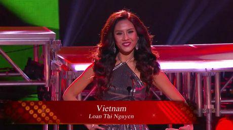 Nguoi dep Nguyen Thi Loan vao top 20 'Hoa hau Hoa binh Quoc te 2016' - Anh 4