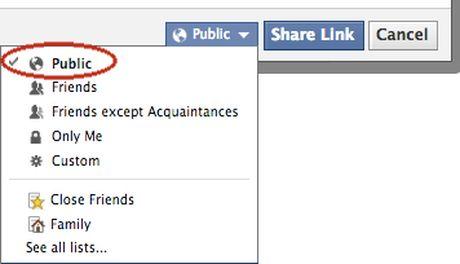 Cac meo dam bao an toan khi su dung Facebook - Anh 3