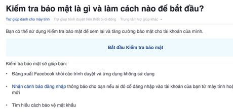 Cac meo dam bao an toan khi su dung Facebook - Anh 5