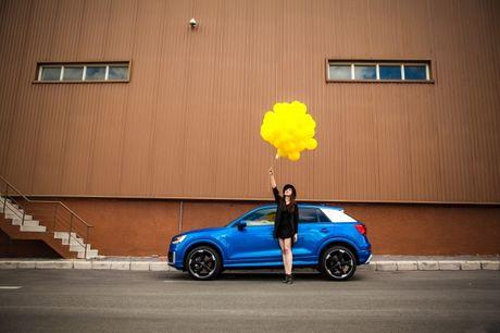 Audi Q2 san sang cho nhung hanh trinh kham pha moi tai Viet Nam - Anh 1