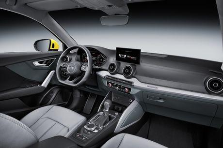 Audi Q2 san sang cho nhung hanh trinh kham pha moi tai Viet Nam - Anh 7