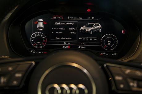 Audi Q2 san sang cho nhung hanh trinh kham pha moi tai Viet Nam - Anh 8