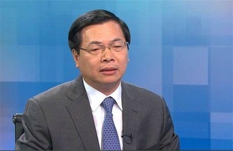 Vi sao cuu Bo truong Vu Huy Hoang bi de nghi canh cao? - Anh 1