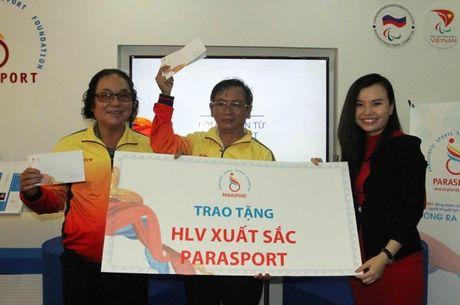 Quy tai tro the thao cho nguoi khuyet tat Parasport: 'Thap sang niem tin chien thang' - Anh 3