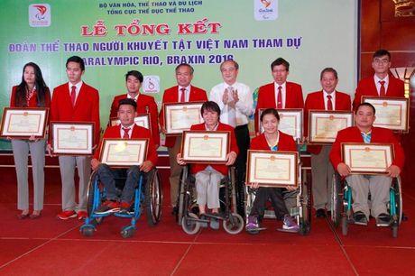 Quy tai tro the thao cho nguoi khuyet tat Parasport: 'Thap sang niem tin chien thang' - Anh 5