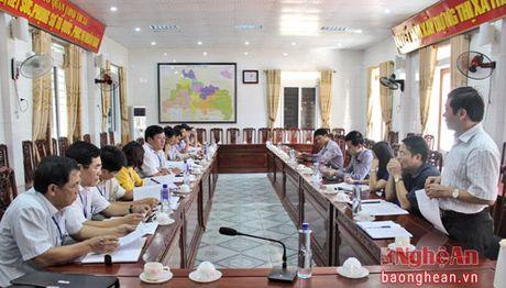 Thai Hoa: Can day manh cai cach hanh chinh de phat trien - Anh 1