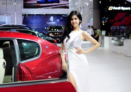 Nhung bong hong nong bong tai trien lam Motorshow 2016 - Anh 9
