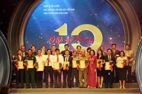 'Gap go thang 10': Dem hoi vinh danh doanh nghiep, doanh nhan - Anh 1