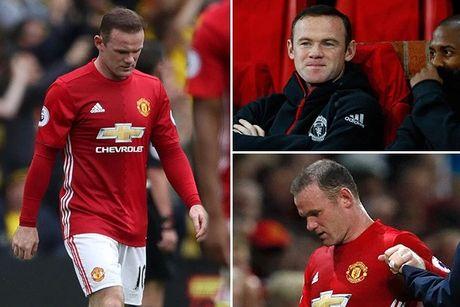 5 ly do do tin vao quyet dinh loai Rooney cua Mourinho - Anh 1
