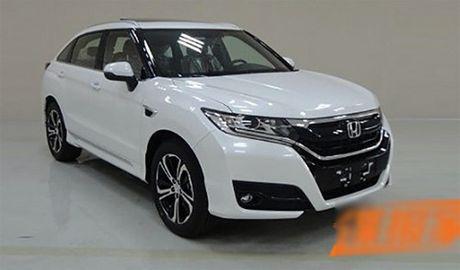 Honda UR-V - SUV moi lo dien - Anh 1