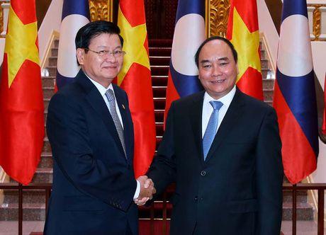 Tang kim ngach thuong mai song phuong VN - Lao - Anh 1
