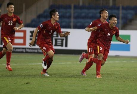U19 Viet Nam, cau chuyen co tich mang ten 'Leicester' cua Dong Nam A - Anh 1