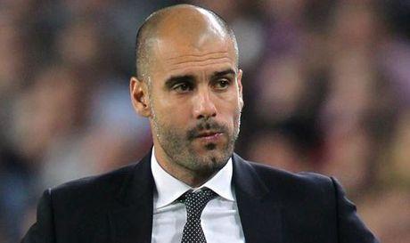 Gap bai tuong Mourinho, Guardialo se su dung doi hinh du bi? - Anh 1