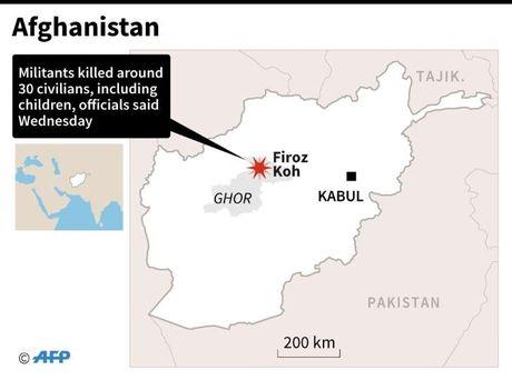 IS – Taliban 'giap la ca': Dan thuong Afghanistan 'hung dan' - Anh 1
