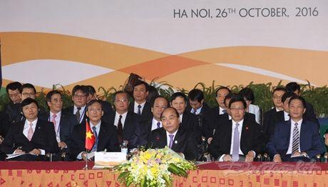 Khai mac Hoi nghi cap cao ACMECS7 va CLMV8: Vi mot khu vuc tang truong nang dong - Anh 3