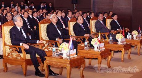 Khai mac Hoi nghi cap cao ACMECS7 va CLMV8: Vi mot khu vuc tang truong nang dong - Anh 4