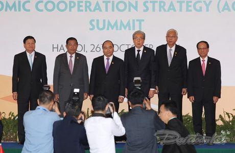 Khai mac Hoi nghi cap cao ACMECS7 va CLMV8: Vi mot khu vuc tang truong nang dong - Anh 5