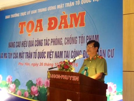Nang cao hieu qua phong, chong toi pham cua MTTQ Viet Nam - Anh 2