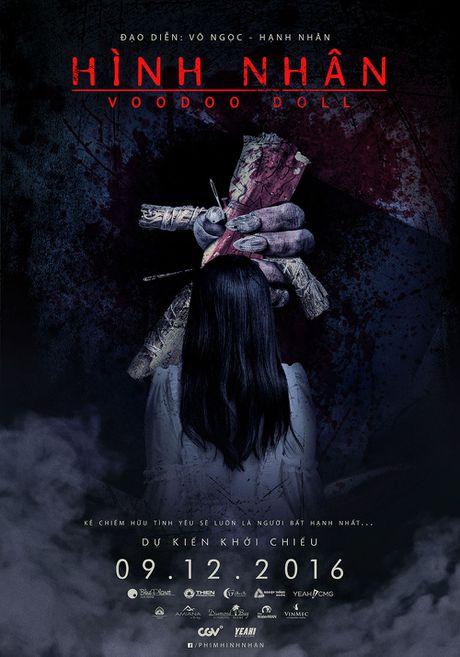 Kim Tuyen bi ma nu deo bam trong phim kinh di 'Hinh nhan' - Anh 1