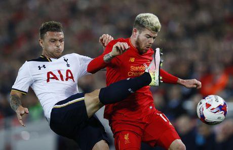 Ha Tottenham, Liverpool tien vao tu ket cup Lien doan - Anh 4