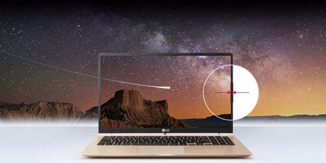10 mau laptop co thiet ke dep nhat - Anh 4