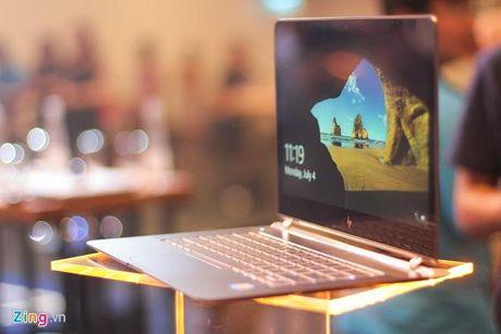 10 mau laptop co thiet ke dep nhat - Anh 8