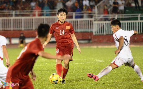Xuan Truong muon danh bai Thai Lan o AFF Cup - Anh 1