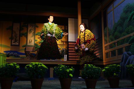 Bup be mac trang phuc hoa cuc trong le hoi o Nhat Ban - Anh 8