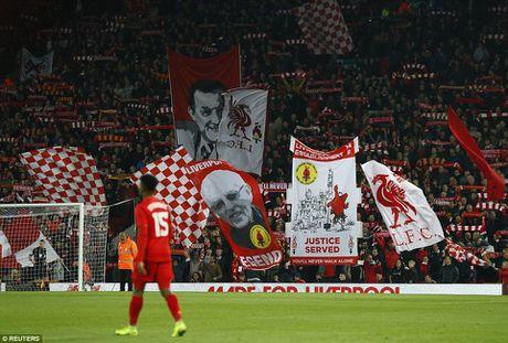 Liverpool da bay Tottenham, vao tu ket Cup Lien doan Anh - Anh 7