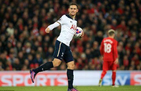 Liverpool da bay Tottenham, vao tu ket Cup Lien doan Anh - Anh 9
