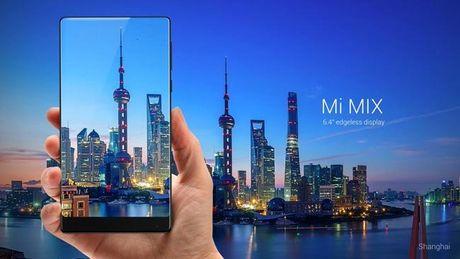 Xiaomi sap ban smartphone giong iPhone 8 - Anh 1