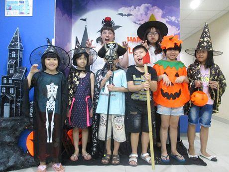 Tung bung chuoi le hoi Halloween tai ILA - Anh 1