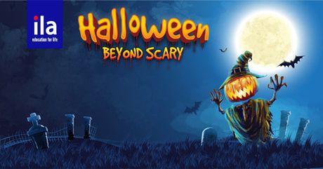 Tung bung chuoi le hoi Halloween tai ILA - Anh 3