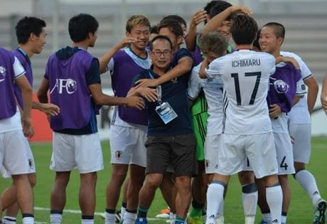 U19 Nhat Ban quyet giai ma 'hien tuong' U19 Viet Nam - Anh 1