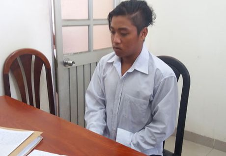 Loi khai cua nghi pham giet vo con Truong ban Dan van huyen - Anh 1