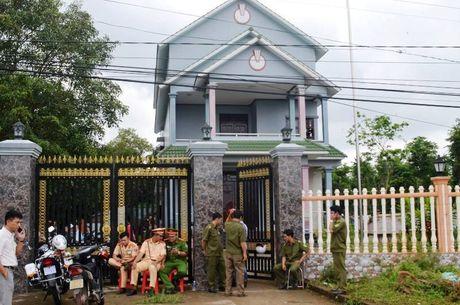 Loi khai cua nghi pham giet vo con Truong ban Dan van huyen - Anh 2