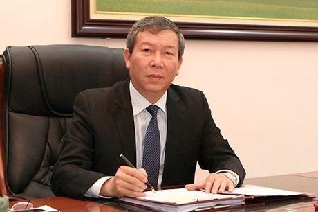 Bo GTVT dang thuc hien quy trinh kien toan can bo TCT DSVN - Anh 1