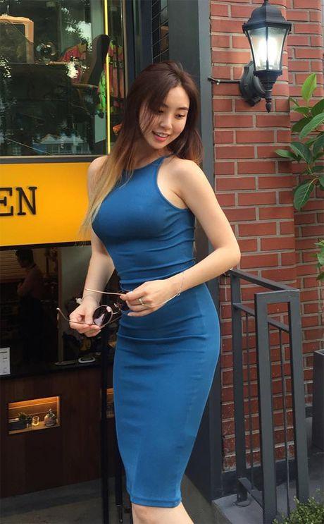 Tan Hoa hau Han duoc nhieu loi khen ngoi nho hinh the sexy - Anh 6