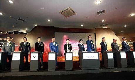 16 thuong hieu o to tranh tai tai trien lam VIMS 2016 - Anh 1