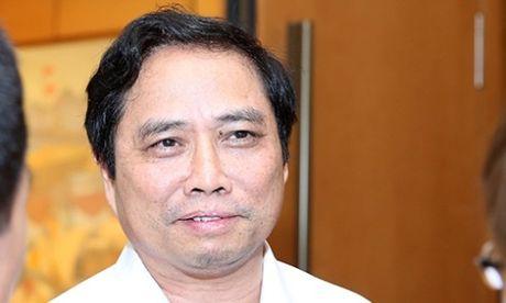 Truong ban To chuc Trung uong: 'Thuc hien dung ket luan lien quan ong Vu Huy Hoang' - Anh 1