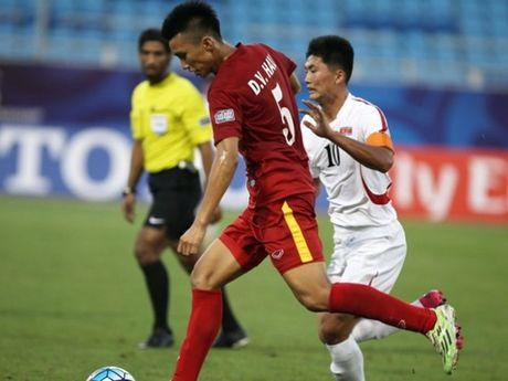 Tuyen thu U19 Van Hau: Muon thap de giong than tuong Thanh Luong - Anh 1