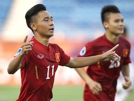 Tuyen thu U19 Van Hau: Muon thap de giong than tuong Thanh Luong - Anh 2