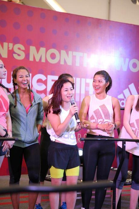 Adidas lan dau tien mang bo mon BOUNCE HIIT den Viet Nam - Anh 1