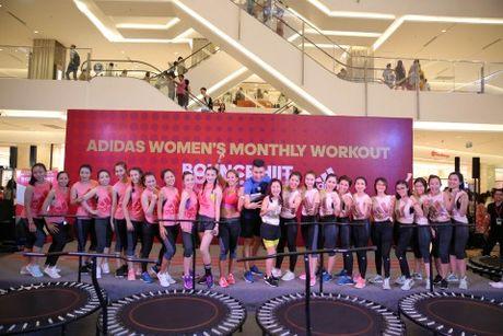 Adidas lan dau tien mang bo mon BOUNCE HIIT den Viet Nam - Anh 4
