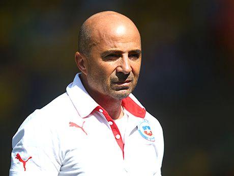 Jorge Sampaoli: Ngoi tren cay chi dao, thach thuc chau Au - Anh 1