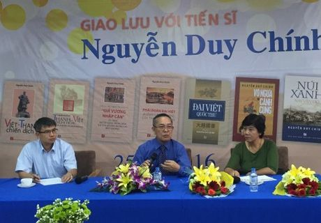 Nha nghien cuu Nguyen Duy Chinh: Tien si kinh doanh me su Viet - Anh 1