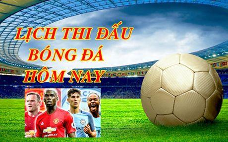 Lich thi dau bong da hom nay 26/10: MU quyet dau voi Man City - Anh 1
