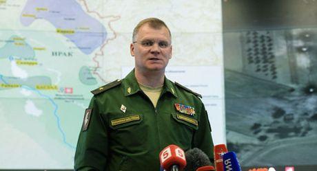 Nga: Khong co cuoc khong kich nao o Alepo trong 7 ngay qua - Anh 1
